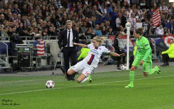 OL-Wolfsburg Champions League