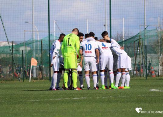 [Photos] Retour sur la victoire des U17 face à Annecy (1-0)