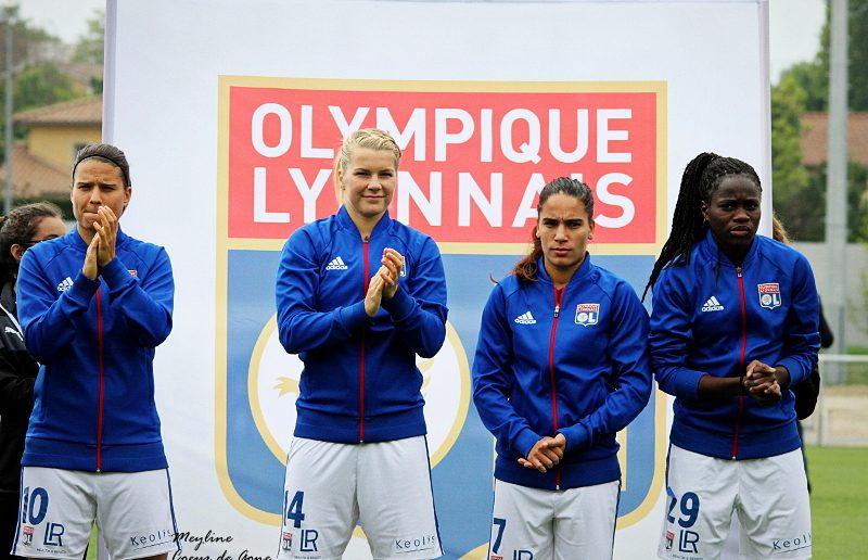 D1 féminine : Et de onze pour les Fenottes de l'OL !