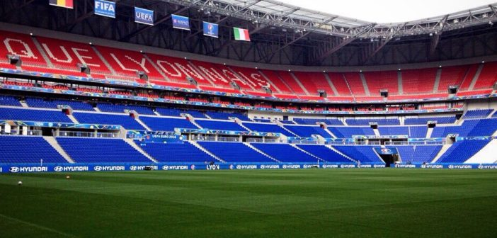 Lyon, ville hôte de la Coupe du Monde Féminine de la FIFA, France 2019 !