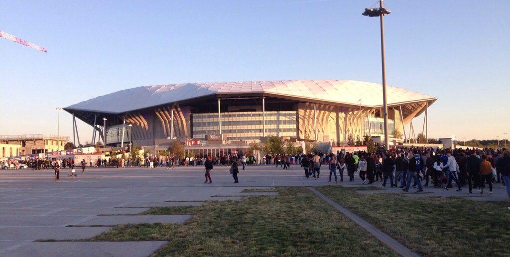 Le stade l'Olympique Lyonnais renommé