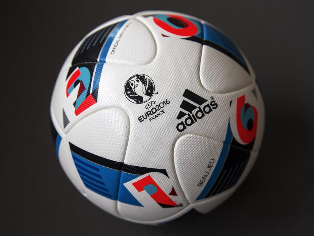 ballon euro 2016 beau jeu adidas