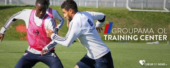 groupama-OL-training-center