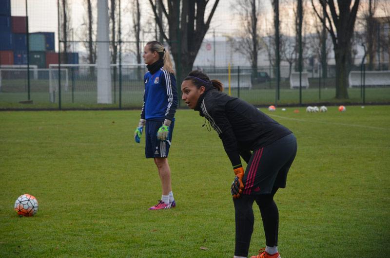 11 lyonnaises sélectionnées en Équipe de France !