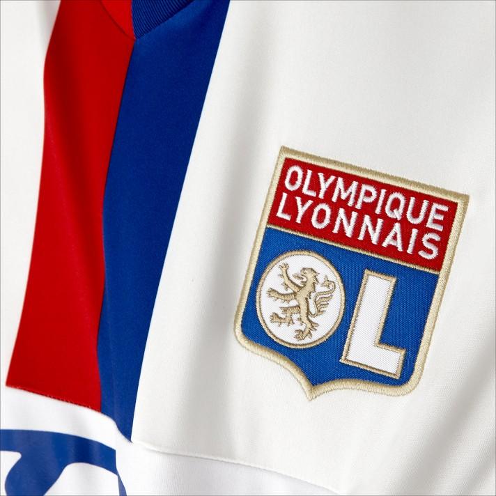 maillot entrainement Olympique Lyonnais 2017