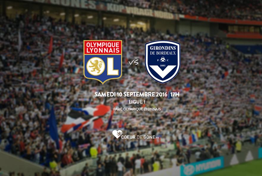 [OL-FCGB] Fin du match (1-3)