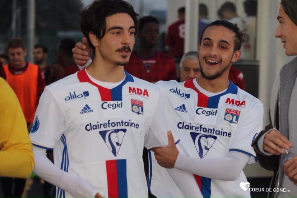 [U19] Un nul face à Clermont Foot 1-1