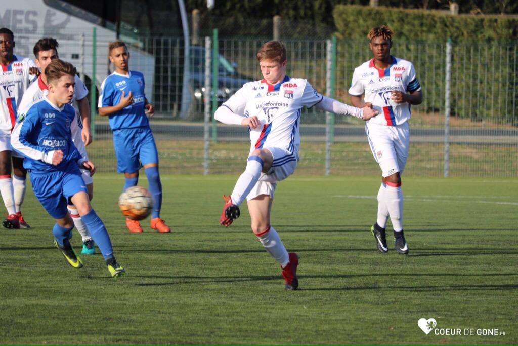 [U17] Une victoire écrasante face à Villefranche