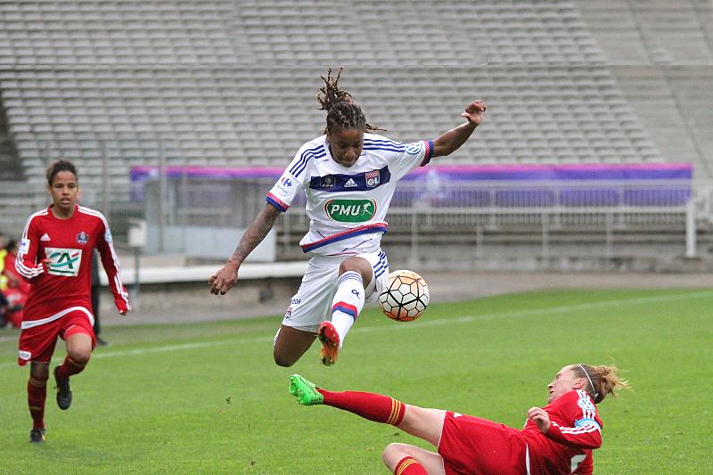 10 lyonnaises en Équipe de France, Thomis de retour