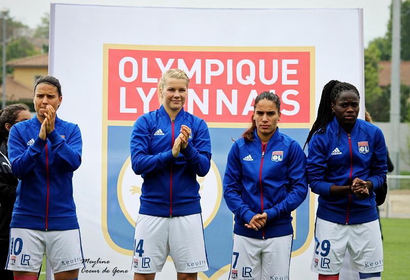 [OL 9-0 Soyaux] Championnes de France !