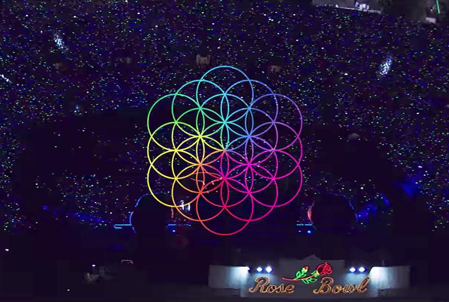 Gagnez vos places pour Coldplay au Parc OL avec RFM Lyon !