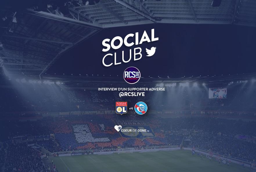 [OL-RCS] Social Club avec @RCSLive