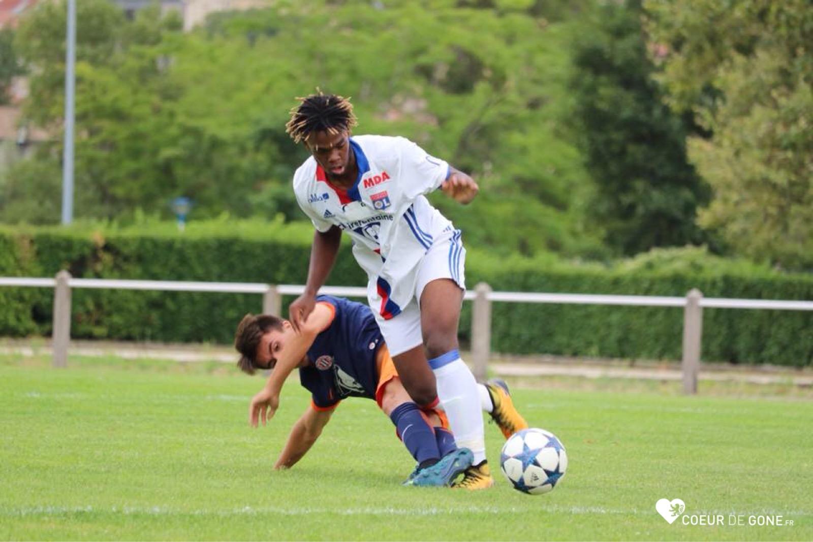 [Photos] La victoire des U19 face à Montpellier