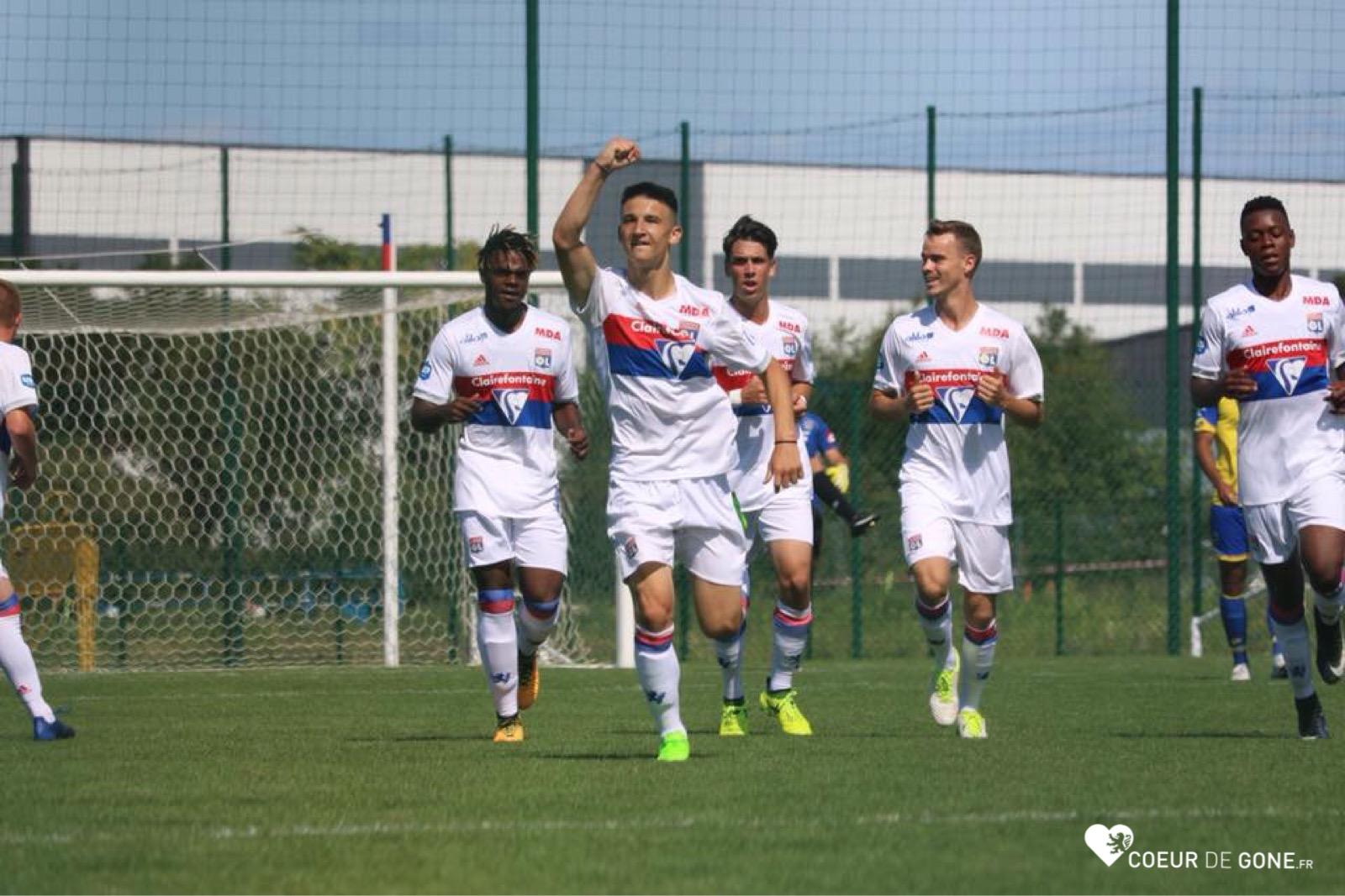 [Photos] E. Lepaul offre les 3 points aux U19