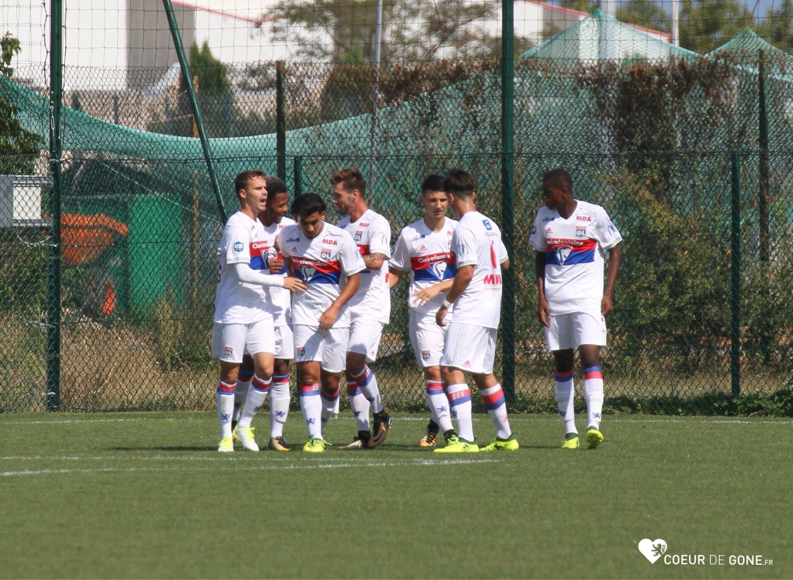 [Photos] Les U19 dominent l'AS Nancy-Lorraine (5-0)