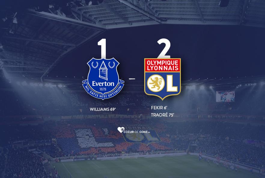 [Everton 1-2 OL]Une victoire avec les tripes…