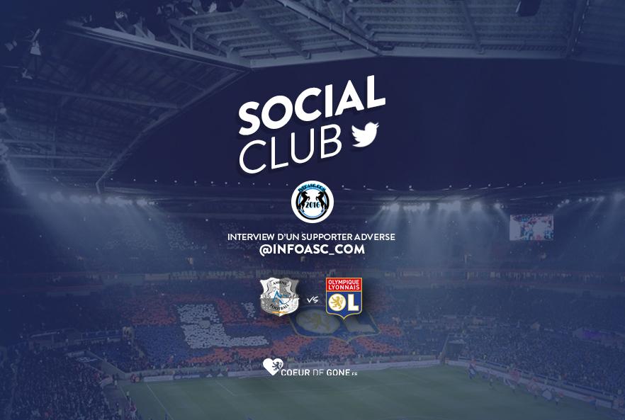 [ASC-OL] Social Club avec @InfosASC_com