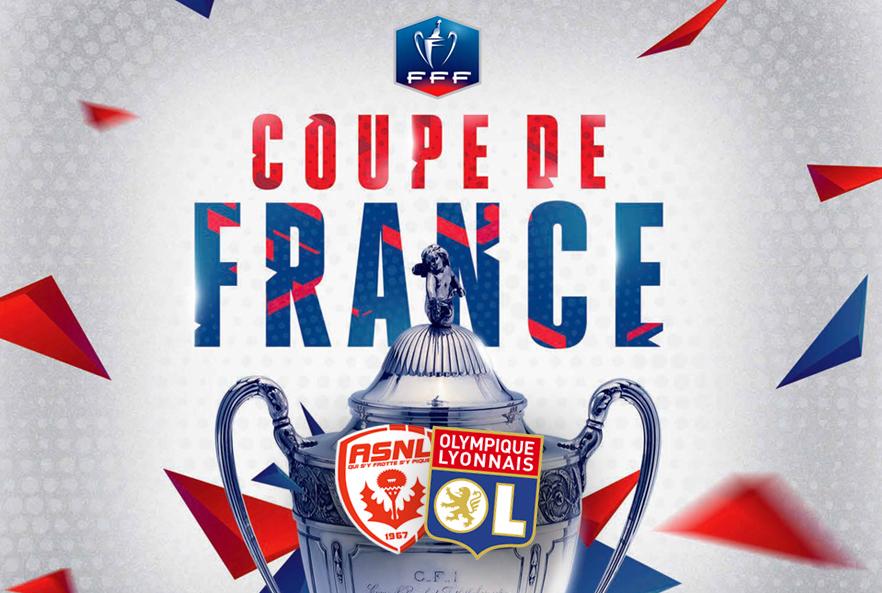 L'OL affrontera l'ASNL en Coupe de France !