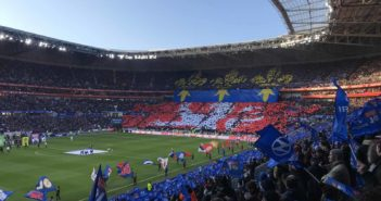 Tifo Groupama Stadium