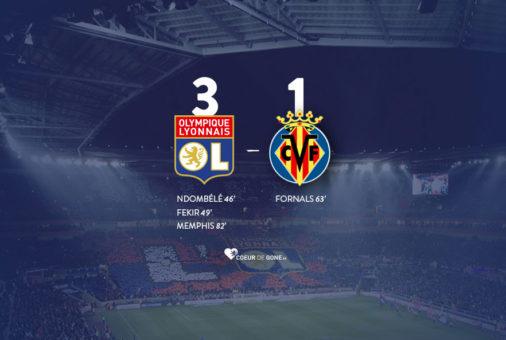 OL-Villareal 3-1
