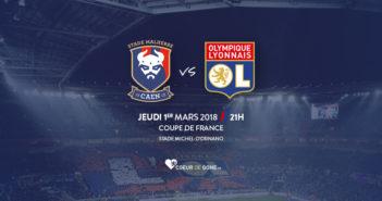 SMC-OL Coupe de France