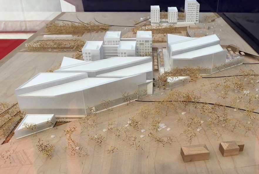 «Smart City OL», le plus grand pôle de loisirs de l'agglomération lyonnaise est lancé
