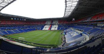 Groupama Stadium Euro 2016