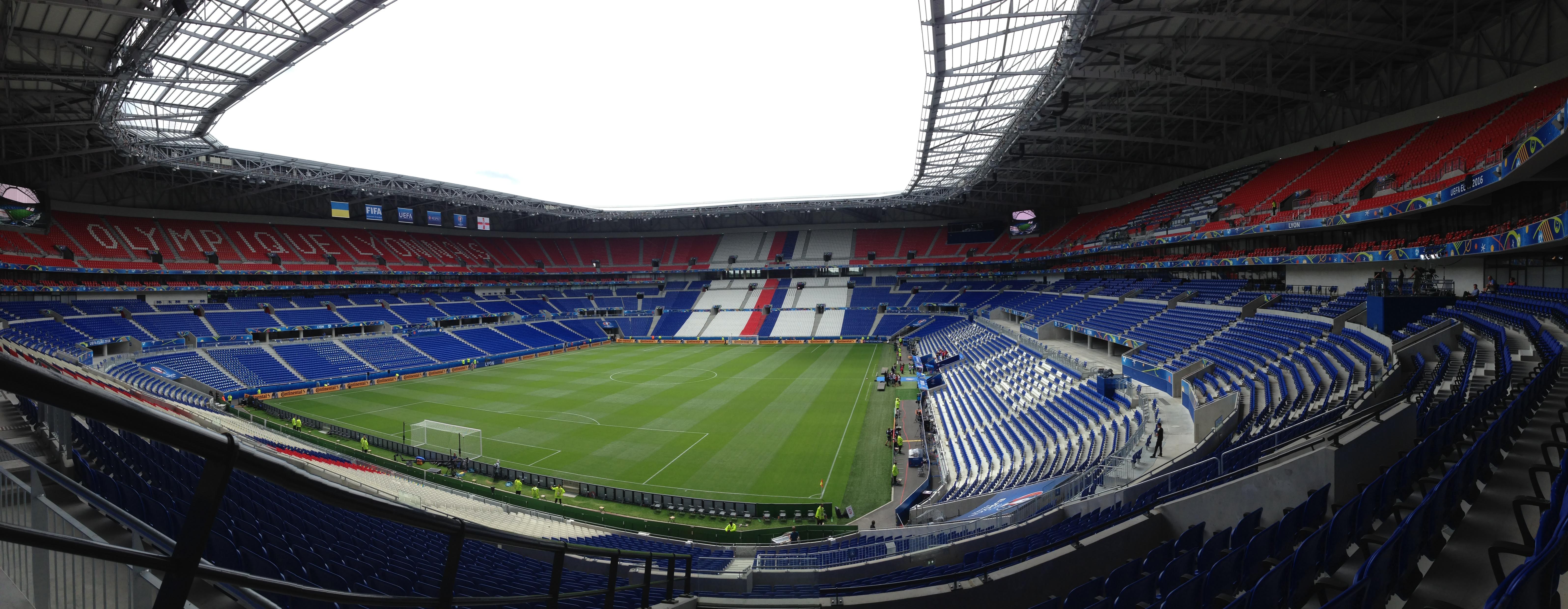 Qui sera au Groupama Stadium pour la finale de la Ligue Europa ?