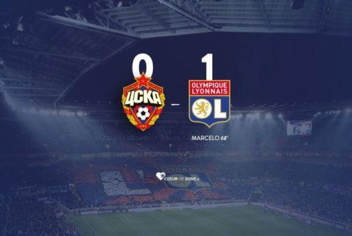 CSKA OL 0-1