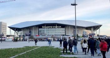 Le Groupama Stadium primé aux British Expertise International Awards 2018