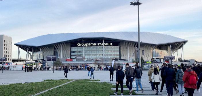 Groupama Stadium British Expertise International Awards 2018
