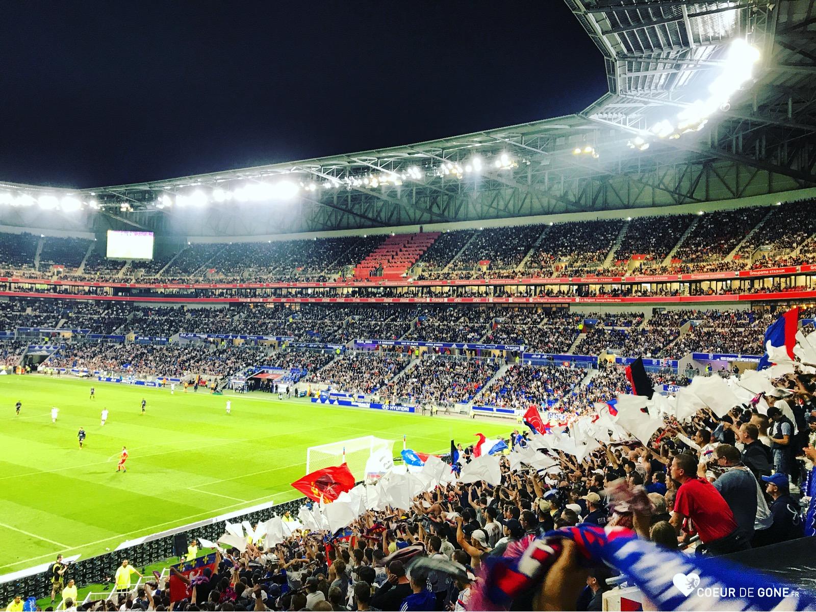 Le Groupama Stadium, l'atout de l'OL | Coeur de Gone