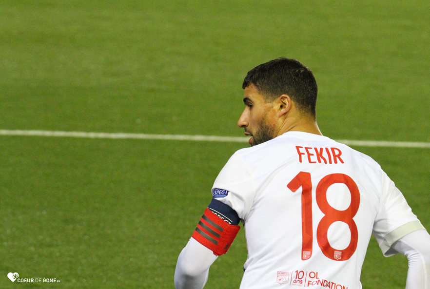 Nabil Fekir élu Lyonnais de la saison !
