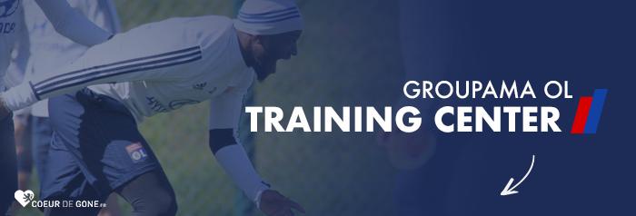 Groupama OL Training Center