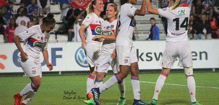 [OL 4-0 Montpellier] De nouveau en finale !