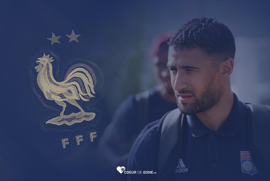 Nabil Fekir sélectionné en Equipe de France