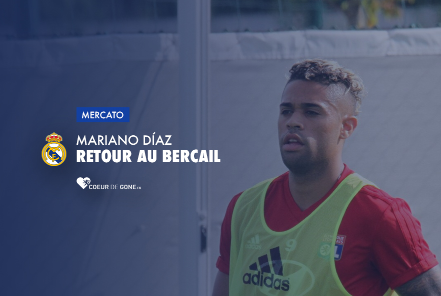 [Mercato] Mariano Díaz, retour au bercail