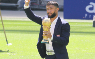 Fekir Coupe du Monde