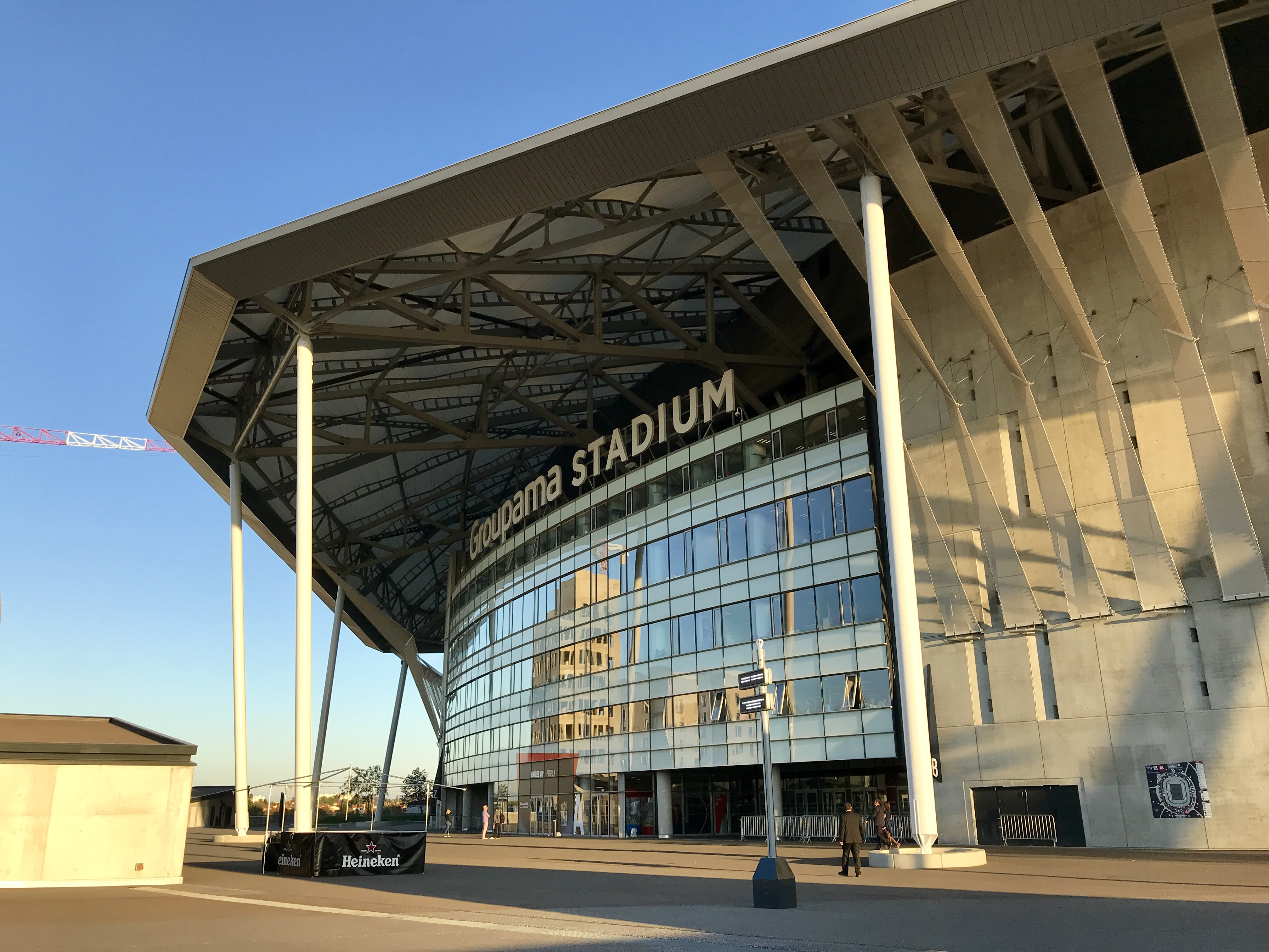 [OL-FCN] Cap sur la 100ème du Groupama Stadium !