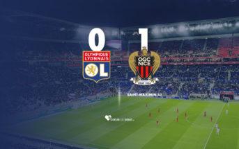OL 1-0 Nice