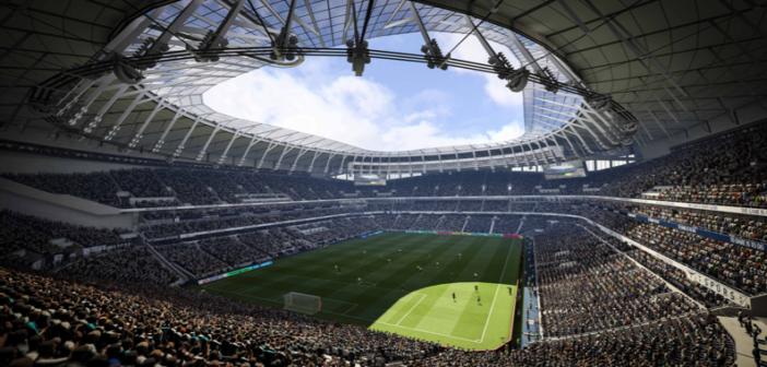 FIFA19 stades