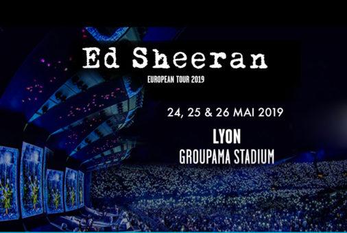 Ed Sheeran Lyon