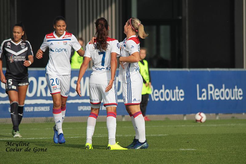 [OL 3-0 Bordeaux] Un septième succès !