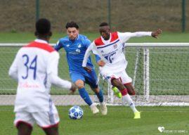 [Photos] Youth League OL 3-3 Hoffenheim