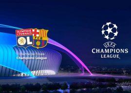 [Ligue des Champions] L'OL affrontera le FC Barcelone en huitième de finale !