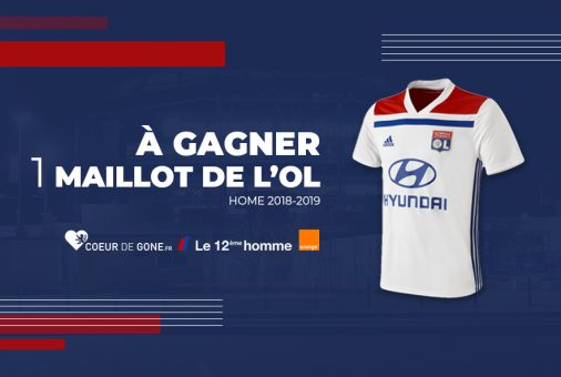 Concours Maillot OL