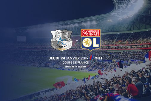 ASC-OL Coupe de France