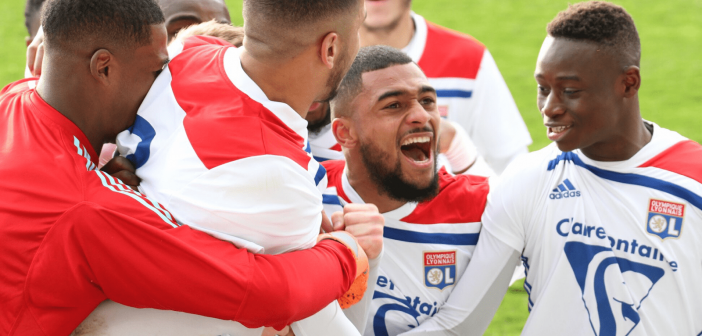 [Youth League] Les Gones décrochent leur qualif' au bout du suspense