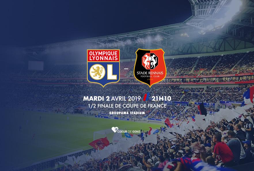 [OL-SRFC] Le Stade de France attend l'OL