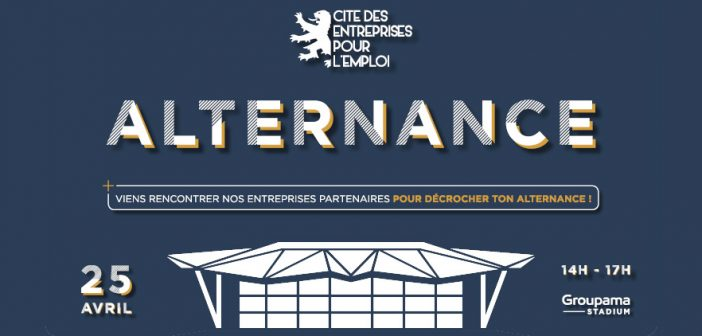 Forum-Alternance Groupama Stadium